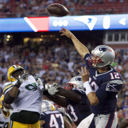 Brady directs Pats to second preseason win