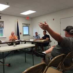 Conflict of interest? Selectman who voted on I-395 project stands to benefit