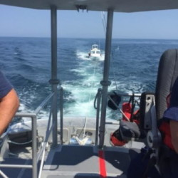 Fishermen rescued off Maine coast