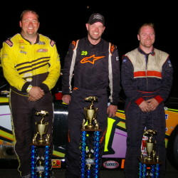 Martin ready to defend title at Spud 150 Saturday