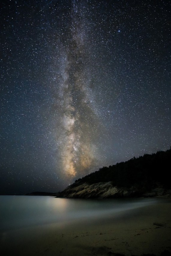 The Acadia Night Sky Festival Is Coming Up This Beautiful Time