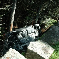 Acadia hiker rescued after falling from rock face
