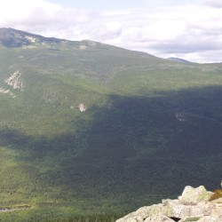 Police scale Katahdin in honor of Fryeburg officer who died in line of duty