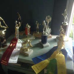 Bangor Debate Team seeks to recycle old trophies!