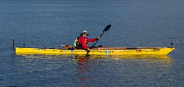 maine woman 64 finishing 2 500 mile kayak journey outdoors