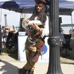 Eastport Pirate Festival packs streets, businesses