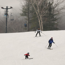 Camden Snow Bowl closes for the season