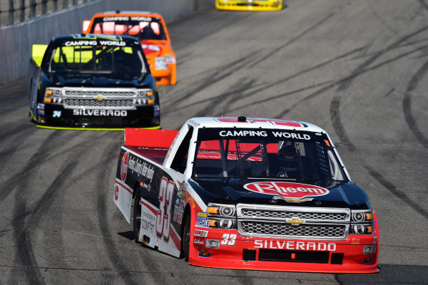 fort kent s theriault finishes 8th in nascar truck race auto rh bangordailynews com nascar truck race winner nascar truck race standings