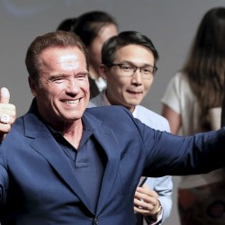 'The Last Stand' for Arnold Schwarzenegger? Yes, but no