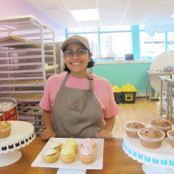 Cherry Acres Bakery studies the sweet science of cupcakes