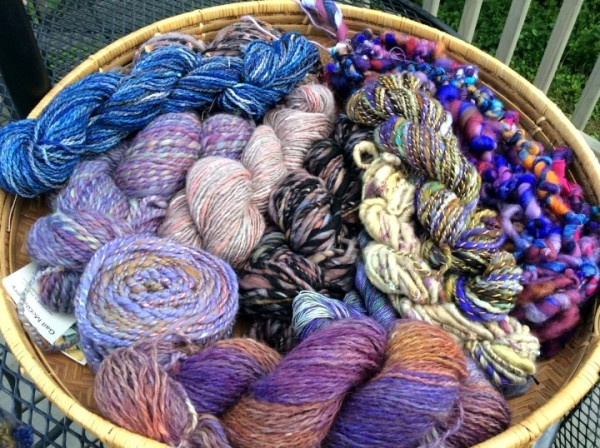 Fiber arts show coming to Eastport Salmon & Seafood Festival