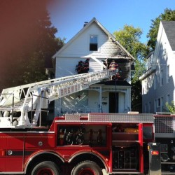 Brewer apartment fire ruled accidental