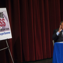 Gov. LePage to hold town hall meeting in Bridgton