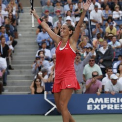 Murray, Williams make hard work in heat at U.S. Open