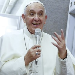Pope Francis: Church shouldn't focus so much on abortion, gay marriage, contraception