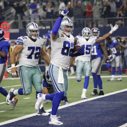 Romo rallies Dallas to 20-19 victory over Miami