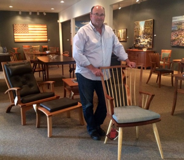 Maine Furniture Maker Building Chairs For Pope S Visit Business