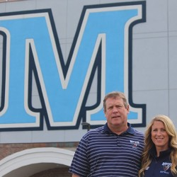 UMaine hires Barron, wife of women's basketball coach, as interim softball coach