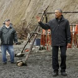 Alaska mine threatens salmon, native cultures -U.S. agency