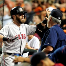 Red Sox capitalize on Braves' errors to complete four-game sweep