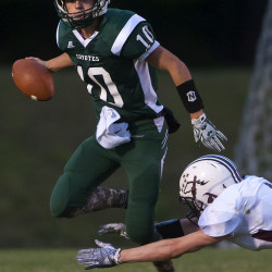 Belfast knocks off Foxcroft, advances to Class C football semifinal
