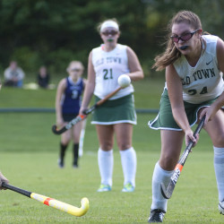 Old Town having memorable field hockey season
