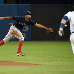 Homer-happy Blue Jays beat Red Sox despite two HRs by Ortiz