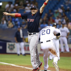 Red Sox fall to Rays in 15th, suffer ninth straight loss