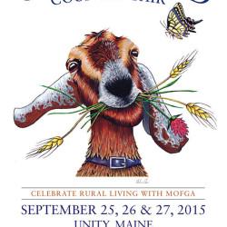 The 2015 fair poster.