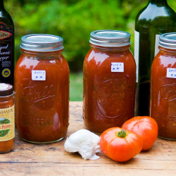 Jam session: Canning project mixes pretty with practical