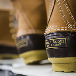 L.L. Bean archive preserves company's rich past