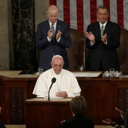 Pope Francis invited to address Congress
