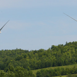 Bingham wind energy project wins preliminary approval from Maine environmental regulators