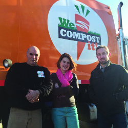 Portland composting company pulls profits from curbside pickups of food scraps, cooking grease