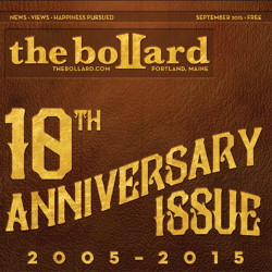 BDN Maine launches partnership with Portland monthly magazine The Bollard