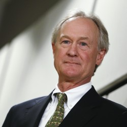 Former Republican Lincoln Chafee, governor of Rhode Island, to switch from independent to Democrat