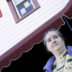 Calling on Castine to have zero tolerance for racism