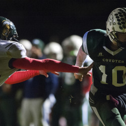 MCI football team wins coin flip; Washington Academy secures final Eastern Maine playoff berth