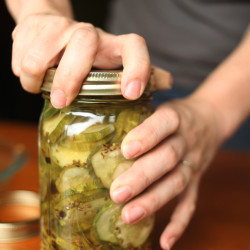 What is fermenting at the center of the next big local food movement? Sauerkraut