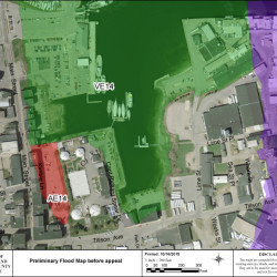 Proposed new flood maps to send shock waves along Rockland waterfront