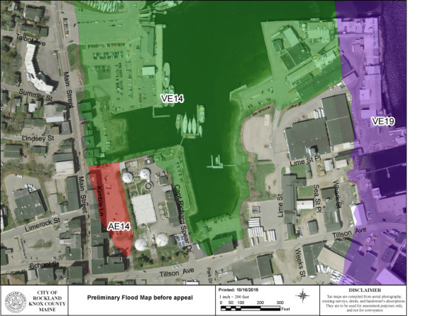 rockland wins appeal to fema on maps of flood prone areas