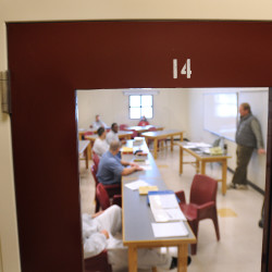 Voting connects inmates to society
