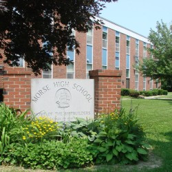 The Regional School Unit 1 Board of Directors voted unanimously Monday, Oct. 26, to rebuild Morse High School at a new location.