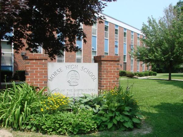 Awesome Bath Area School Board Votes For A New Morse High School