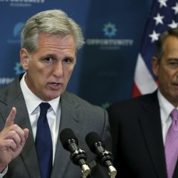 Kevin McCarthy needs to master speaking before becoming Speaker of the House