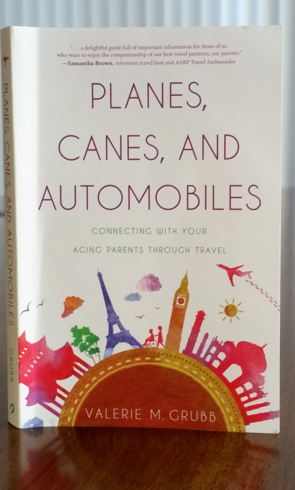 &quotPlanes, Canes, and Automobiles&quot by Valerie M. Grubb.