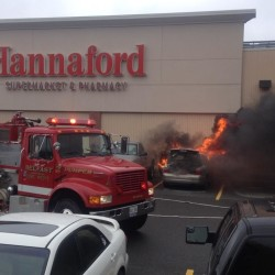 Chemical spill in pharmacy closes Belfast Hannaford
