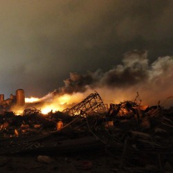 As many as 15 dead in Texas fertilizer plant explosion