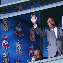 Former UMaine All-American Mark Sweeney enjoying stint as Padres TV analyst