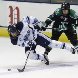 Maine hockey team will try to solve scoring woes against UMass